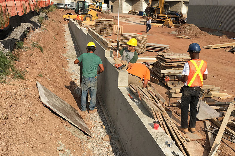 FW Concrete Inc
